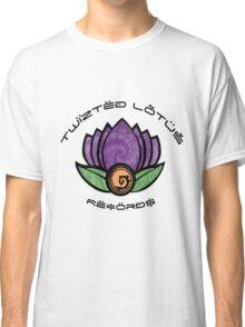 Twizted Lotus Records Logo Classic T-Shirt