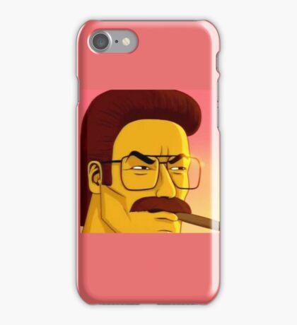 Ned Flanders iPhone Case/Skin