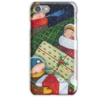 Christmas Rush iPhone Case/Skin