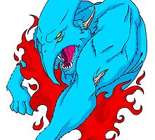 Blue Saber by PidoBear