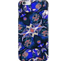 Decorative Retro Style Pattern iPhone Case/Skin