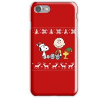 Charlie Brown Christmas iPhone Case/Skin