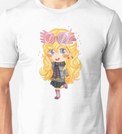 Luna Lovegood Chibi Unisex T-Shirt
