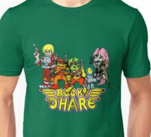 Bucky O'Hare - Group Logo - Color Unisex T-Shirt