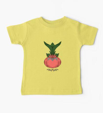 pomegranate pattern Baby Tee