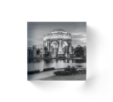 Palace of Fine Arts Acrylic Block
