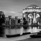 Palace of Fine Arts by Radek Hofman