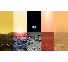 Earthrise Photographic Print