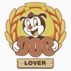 Official Dog Lover by Chizel