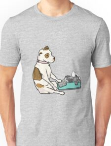 Part Wild Pup at Work Unisex T-Shirt
