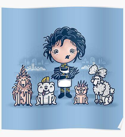 Edward's Pet Shop Poster