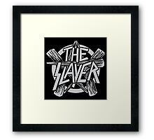 The Slayer Framed Print