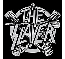 The Slayer Photographic Print