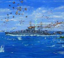 Battle of Hawaii by Youngblai