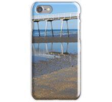 Beach Jetty, Hervey Bay iPhone Case/Skin