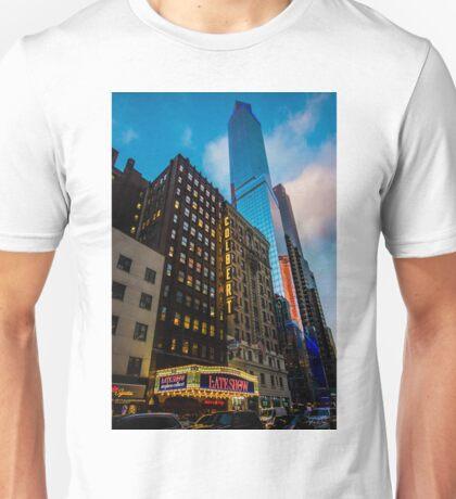 Broadway, New York City, USA. Unisex T-Shirt