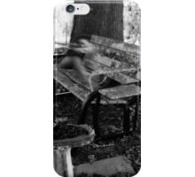 Haunted Bench iPhone Case/Skin