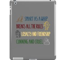 Wizarding School iPad Case/Skin