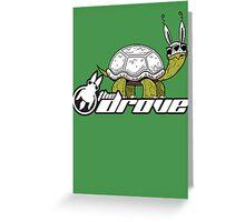 I Like Turtles! Greeting Card