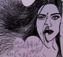 Teen Wolf - Lydia/Banshee Sticker