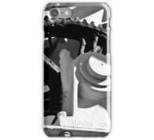 Gearbox Wheel very well greased iPhone Case/Skin