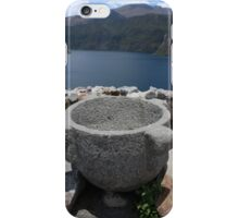 Ceremonial Offering Bowl iPhone Case/Skin