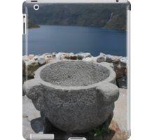 Ceremonial Offering Bowl iPad Case/Skin