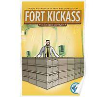 Fort Kickass Poster