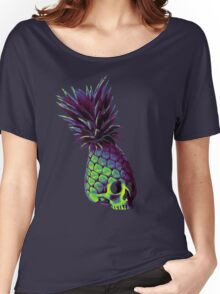 Pineapple Version 2 Women's Relaxed Fit T-Shirt