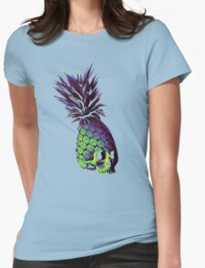 Pineapple Version 2 Womens Fitted T-Shirt