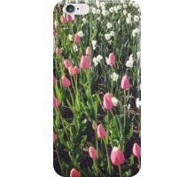 Tulips, Madison Square Park iPhone Case/Skin