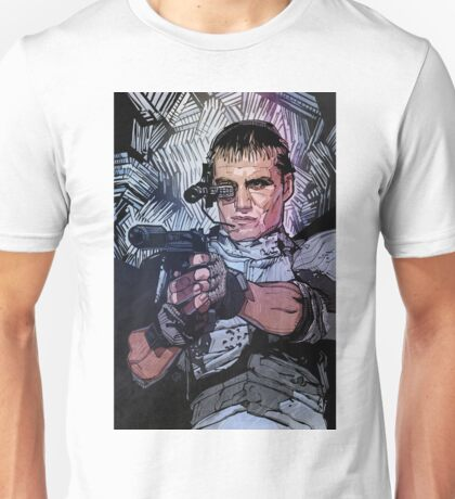 Dolph Lundgren Unisex T-Shirt