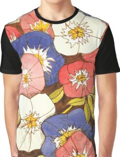 Petunias Graphic T-Shirt