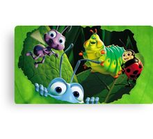 Bugs Life 3 Canvas Print