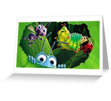Bugs Life 3 Greeting Card