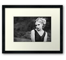 Innocence... Framed Print