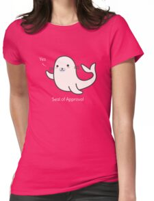 Seal Of Approval T-Shirt Womens Fitted T-Shirt