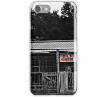 Birdhouses for Sale iPhone Case/Skin