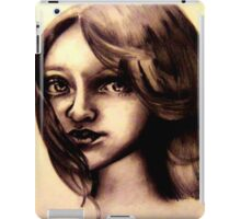 A childs Innocence iPad Case/Skin