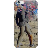 the art of kissing iPhone Case/Skin