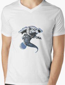 The Never Ending Story: Falcor Mens V-Neck T-Shirt
