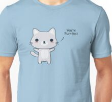 Cute and Funny Cat Pun  Unisex T-Shirt