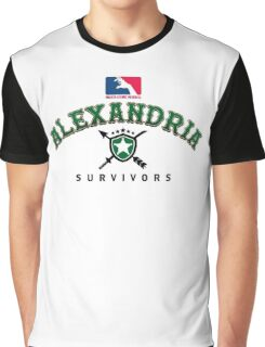 Go Survivors! Graphic T-Shirt