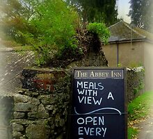 Meal with a View by Charmiene Maxwell-batten
