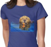 It's Riley's Ball! Womens Fitted T-Shirt