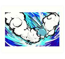 Altaria | Sky Attack Art Print