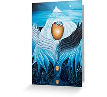 'A New Earth' Greeting Card