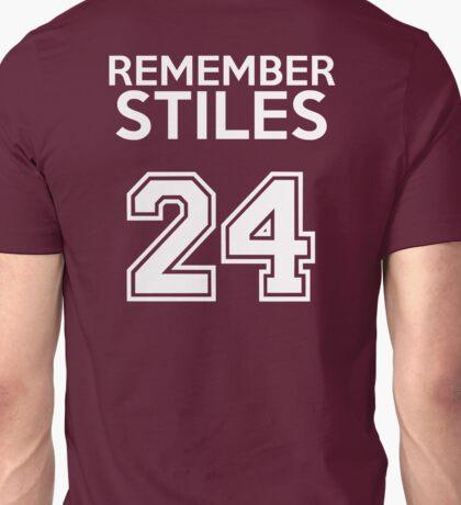 Remember Stiles - Teen Wolf Unisex T-Shirt