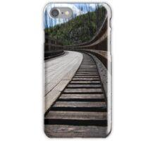 TRESTLE BRIDGE iPhone Case/Skin