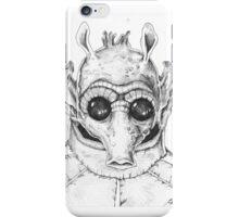 Star Wars Greedo Inked iPhone Case/Skin